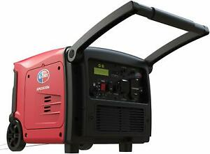 All Power 3500 w Quiet Portable Gas Powered Inverter Generator W Electric Start