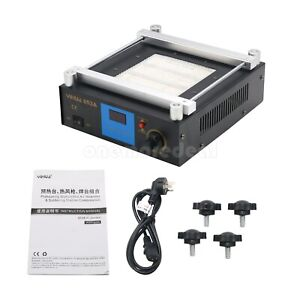Digital Preheat Soldering Station Bga Rework Station High Power Pcb Desoldering