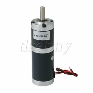 24v Electric Planetary Motor Gear Motor Reversible Reduction Xc38pg38s 95rpm