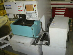 Brother Hs50a Wire Edm 5 Axis Cnc