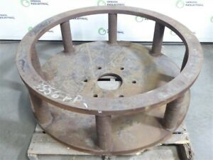 Surplus Stedman Machine Co 49 1 2 Diameter Mill Crusher Outer Cage