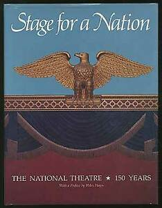 Douglas Bennett LEE Stage for a Nation The National Theatre 150 Years 1st $20.00
