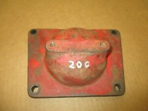 Farmall A C 100 130 140 200 230 Belt Pulley Delete Cover Plate 9092 D