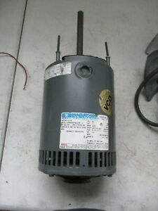 Marathon Electric Motor Yun56a1105310a Cat No X206 1 Hp Single Phase