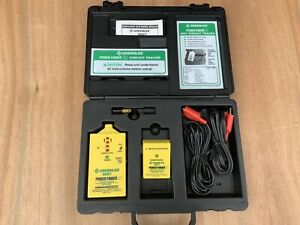 Greenlee Multimeter 2007 Power Finder Circuit Tracer Free Shipping To Usa