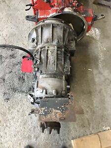 14 Freightliner M2106 Automatic Transmission 6 7l
