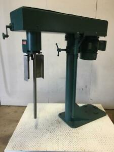 Myers 7 5 Hp Disperser Mixer Model 775a 7 5 2084 90087