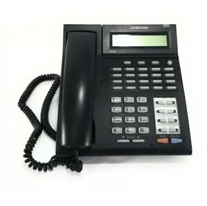 Samsung Idcs 28d Falcon 28 Button Charcoal Business Telephone