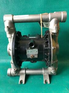Graco Husky 1040 Stainless Diaphragm Pump P n D74311
