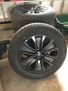 20 Inch Hankook Dynapro At2 275 55 Tires With Black Rims