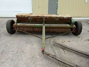 Brillion Ss 1192 Cultipacker Seeder 8 Foot