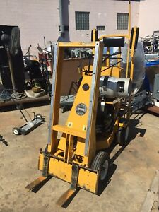 Atlanta Attachment Co Model 1359 Spring Bundle Mover Fork Lift Kohler Propane