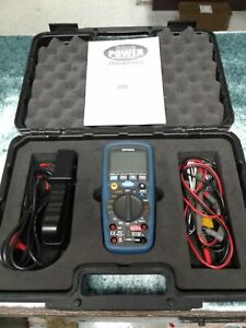 Cornwell Blue Power Cbpdm25 Multimeter