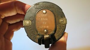 Ford Motorcraft Carburetor Ford Mustang Truck One Barrel Carb Cap Choke Cover
