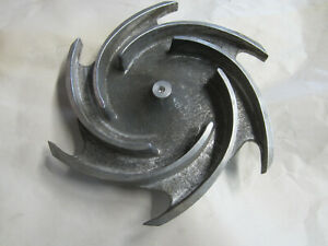 Union Pump Impeller 3x4x9 Vcm 316ss 9