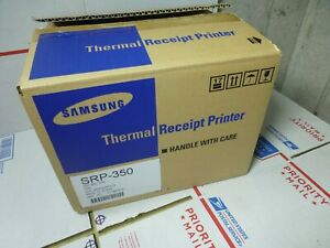 Samsung Srp 350 Crs Thermal Receipt Printer Point Of Sale Rs 232