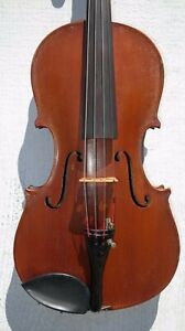 Old Vintage Antique 3 4 Japanese Stradiuarius Violin Ca 1930 1315