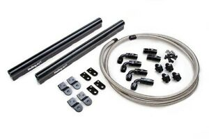 Holley 534 210 Billet Fuel Rail Kit _oe Style Ls Intakes