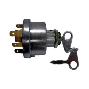 Ford Tractor Ignition Switch 4110 4130 4140 420 4330 4340 4400 4410 445 450 4500