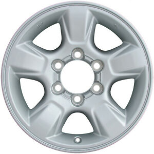 69465 Refinished Toyota Tundra 2005 2006 16 Inch Wheel Rim Silver Painted