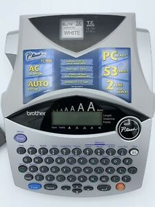 Brother P touch Pt 1950 Bar Code Label Maker