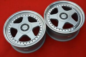 Oz Futura Wheels Rims 2wheels 17x8 35 5x114 3 Civic Ek9 Skyline R32 R34 Lexus Is