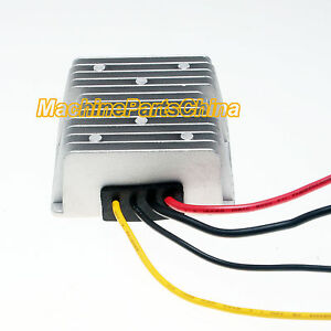 Waterproof Dc dc Converter Boost Step Up Dc 12v To 19v 8a 152w Power Regulator