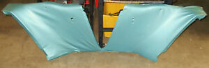 1965 1966 67 68 Mustang Coupe Gt Orig Lh rh Deluxe Interior Rear Quarter Panels