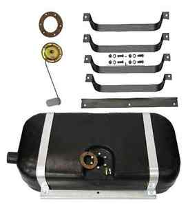 1948 1951 Willys Jeepster New Plastic Gas Tank Kit 18 Gallon