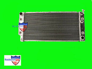 Chevy gmc Pickup 6 2 Liter Diesel Radiator 1988 1989 1990 1991 1992 1993 New
