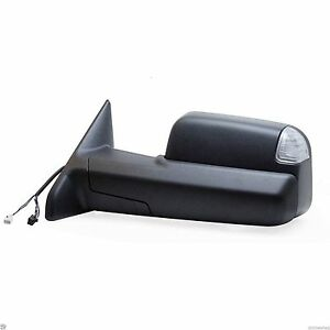 New Right Side Heated Signal Tow Mirror For 2009 2010 2011 2012 Dodge Ram 1500