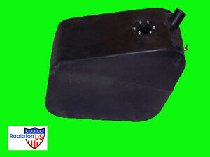 1966 1967 1968 1969 International Scout 800 New Plastic Gas Tank W Straps Right