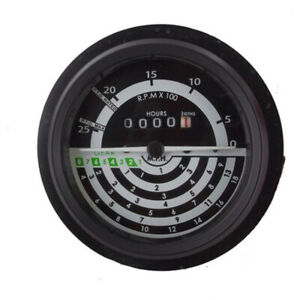 Tachometer Gauge For John Deere 2040 2030 1020 2020 2440 830 2640 820 1520 2240