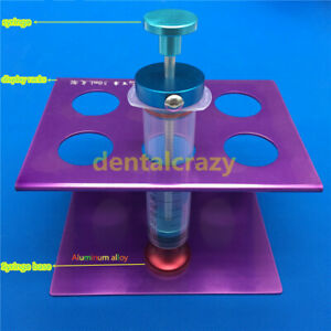 Liposuction Fat Aspirator Beauty Harvesting Stem Cells Autoclavable Syringe Rack