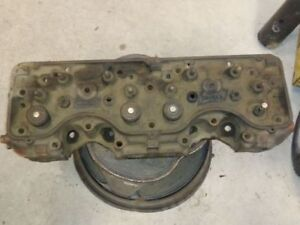 E 14 58 1959 Chevy 348 409 Engine Cylinder Head 250 280 Hp 3732791 Oem