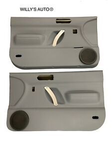 1998 2010 Vw Beetle Hard Top Custom Durable New Door Panels