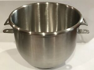 Hobart 12 Qt Stainless Steel Mixer Bowl For 20 Qt Mixer A200 A200 dt A200 f
