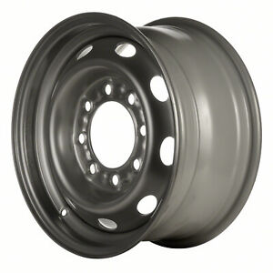 02123 Oem Refinished Wheel Steel Fits 2000 2002 Dodge 2500 Silver Painted