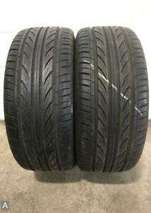 2x P245 35r20 Delinte Thunder D7 9 10 32 Used Tires