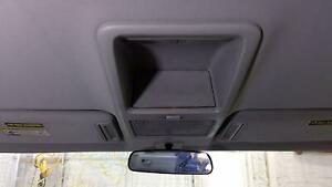 03 08 Honda Element Overhead Roof Console With Sunglass Holder Oem Used