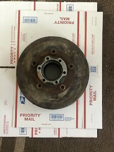 Willys Wagon Truck Jeep Brake Drum Front 11 Inch