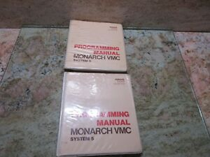 Monarch Vmc System 5 Programming Manual Prg 5 5cm 1 Cnc Vmc 75 150 Bendix