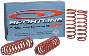 2011 2019 Chrysler 300 300c Dodge Charger Rwd Eibach Sportline Lowering Springs