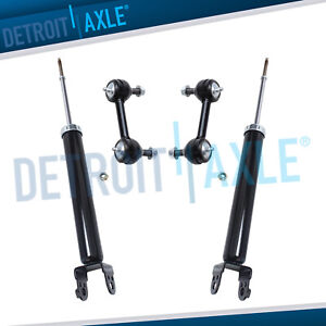 For 2002 2004 2005 2006 Nissan Altima Rear Left Right Shock Absorber Sway Bar