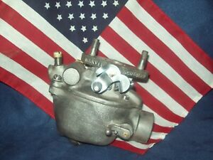 Ford Tractor 9n 2n 8n Real Usa Made Marvel Schebler Carburetor Tsx33 Tsx241