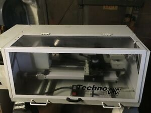 Techno cnc Bench top Metal Lathe Without Pc Or Software