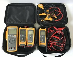 Fluke Cnx 3000 Wireless Multimeter Volt Amp Remote Digital Meter Hvac Electrical