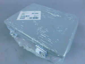 Hoffman A806ch Jic Box Nema 12 Hinged Cover Steel Grey New Surplus