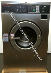 Speed Queen Sc30bc2 Washer extractor 30lb Coin 220v 3ph Reconditioned