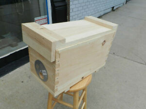 5 Frame Mating Nuc Hive Queen Rearing Honey Bee Supplies W Frames